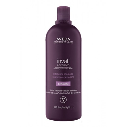 Aveda Invati Advanced™  Exfoliating Shampoo Rich(1000ml)