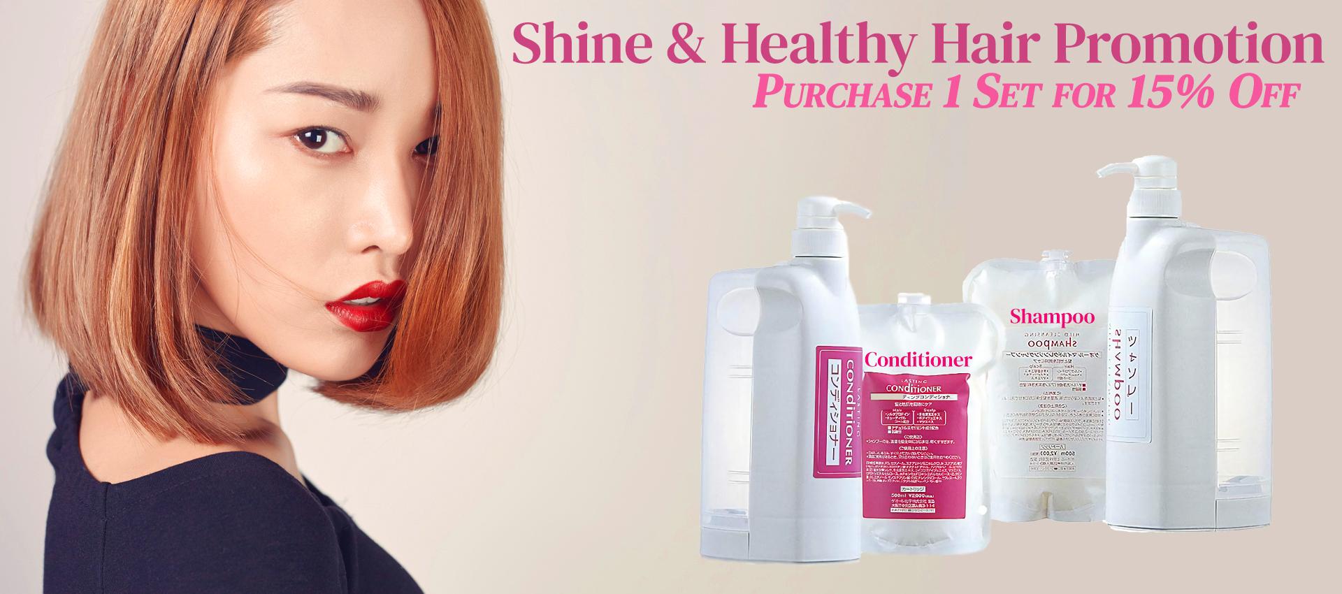 Geol Shampoo & Conditioner Set Promotion
