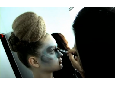 (Behind the Scenes) Audi Fashion Festival 2010